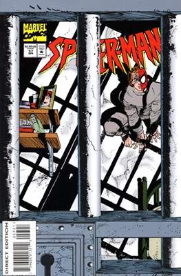 Spider-Man (Vol. 1 1990-2000) (Comic Book) #57