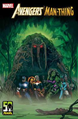 The Avengers: Curse of the Man-Thing