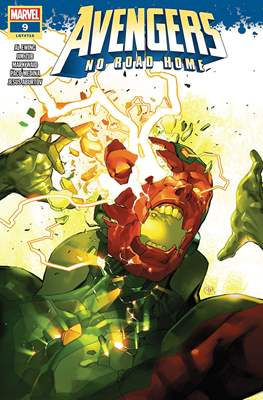 Avengers: No Road Home (Comic Book) #9