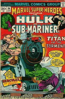 Marvel Super-Heroes (Grapa) #34