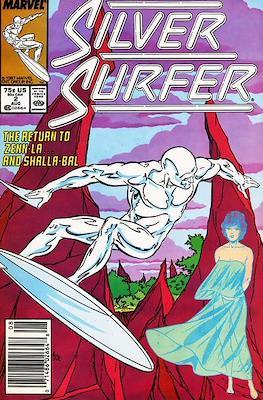 Silver Surfer Vol. 3 (1987-1998) #2