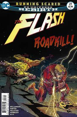 The Flash Vol. 5 (2016-2020) (Comic Book) #27