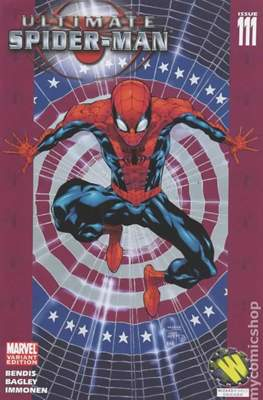 Ultimate Spider-Man (2000-2009 Variant Cover) #111.1