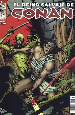 El Reino Salvaje de Conan (Grapa 48-80 pp) #36