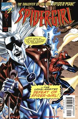 Spider-Girl vol. 1 (1998-2006) (Comic-Book) #9