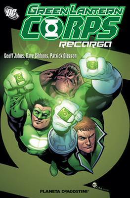 Green Lantern Corps (Rústica 96-168 pp) #1