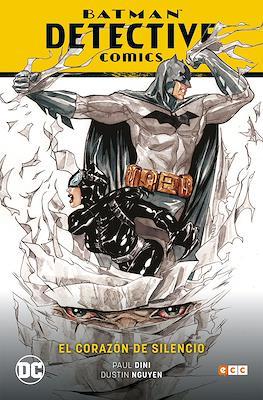 Batman: El corazón de Silencio #