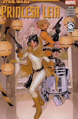Star Wars: Princesa Leia (Grapas) #2