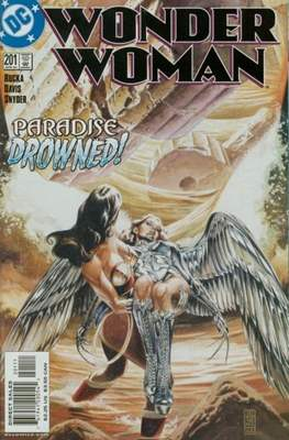 Wonder Woman Vol. 2 (1987-2006) (Comic Book) #201