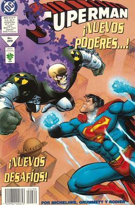 Superman Vol. 1 (Grapa. 1986-2001) #289