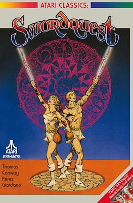 Atari Classics: Swordquest (Cartoné 184 pp) #