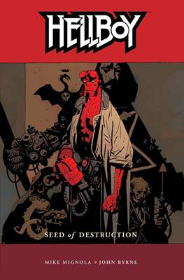 Hellboy (Softcover) #1
