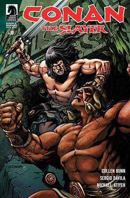 Conan The Slayer (Comic-book) #10