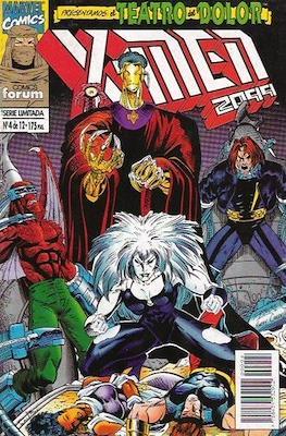 X-Men 2099 Vol. 1 (1994-1995) #4