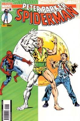 Peter Parker Spiderman (2004-2005) (Grapa 72 pp) #19