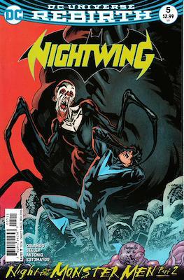 Nightwing Vol. 4 (2016-) (Comic-book) #5