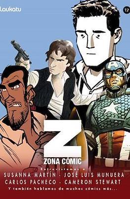 Zona Cómic (Grapa) #12