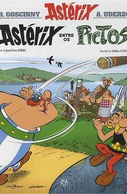 Uma aventura de Astérix (Cartoné) #35