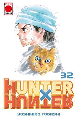 Hunter x Hunter (Rústica) #32