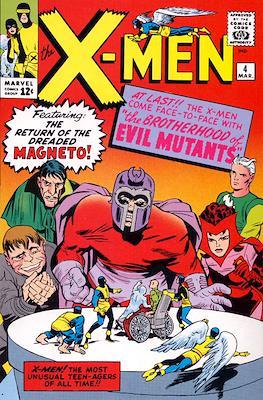 The Uncanny X-Men (1963-2011) (Comic-Book) #4