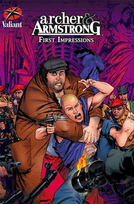 Archer & Armstrong: First Impressions