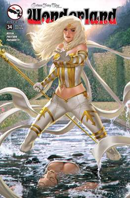 Grimm Fairy Tales presents Wonderland #34