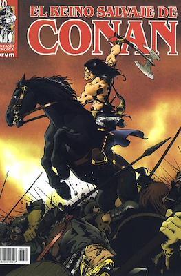 El Reino Salvaje de Conan #30