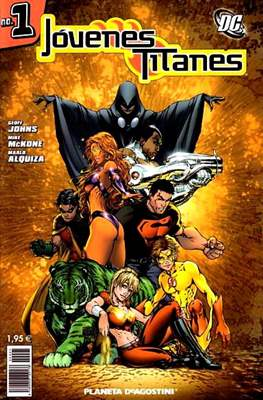 Jóvenes Titanes (2005-2007) #1