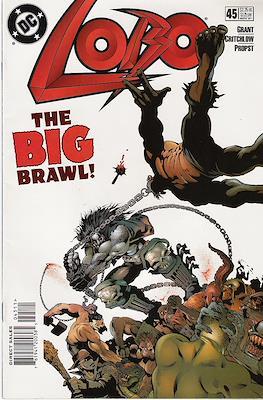Lobo Vol. 2 (1993 - 1999 Grapa) #45