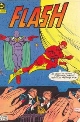 Flash (1984-1985) (Grapa, 38 páginas) #10