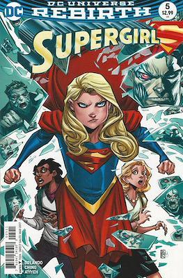 Supergirl Vol. 7 (2016-) (Comic-book) #5
