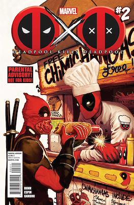 Deadpool Kills Deadpool (Comic-Book) #2