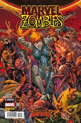 Secret Wars: Marvel Zombies (Grapa) #1