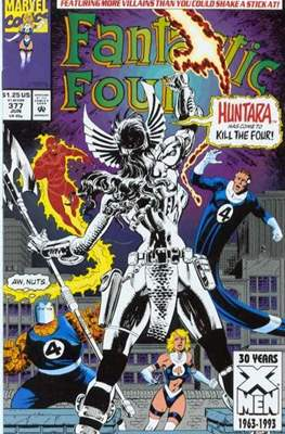 Fantastic Four Vol. 1 (1961-1996) (saddle-stitched) #377