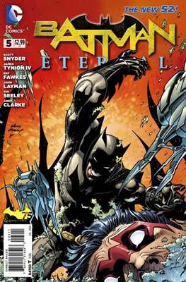 Batman Eternal (2014-2015) (Comic-Book) #5