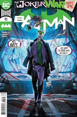 Batman Vol. 3 (2016-) (Comic Book) #95