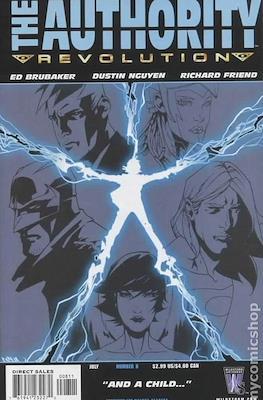 The Authority: Revolution (2004-2005) #8