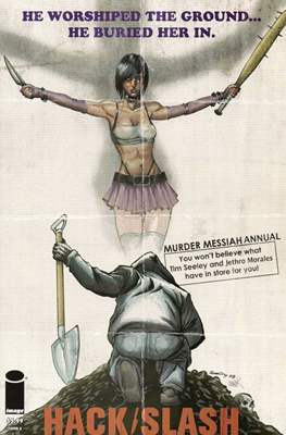 Hack/Slash Annual 2010: Murder Messiah