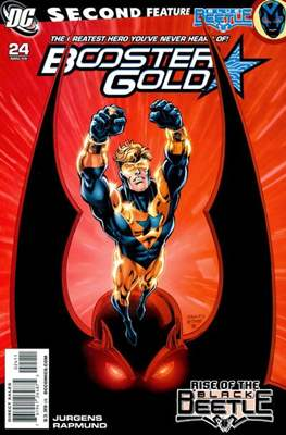 Booster Gold Vol. 2 (2007-2011) #24