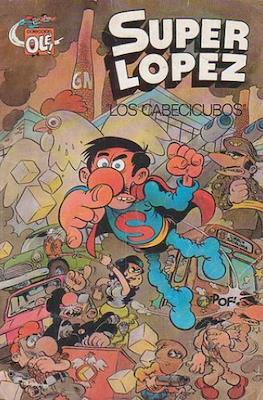 Super Lopez. Olé! (Rústica, 64 páginas (1980-1985)) #7