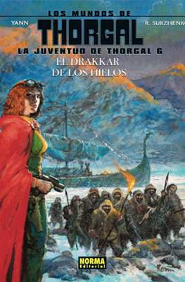Los mundos de Thorgal. La juventud de Thorgal (Cartoné 48 pp) #6