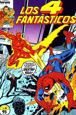 Los 4 Fantásticos Vol. 1 (1983-1994) #4