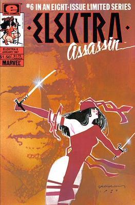 Elektra: Assassin (Comic Book) #6