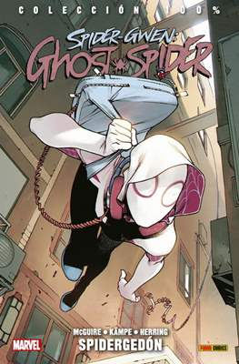Spider-Gwen: Ghost Spider. 100% Marvel #1