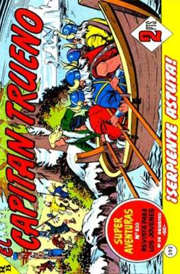 El Capitán Trueno (Grapa, 12 páginas (1991)) #392