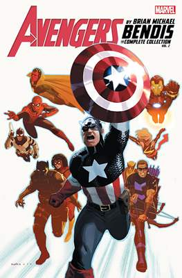 Avengers by Brian Michael Bendis: The Complete Collection (Softcover) #2