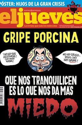 El Jueves (Revista) #1667