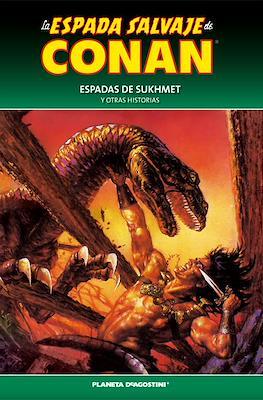 La Espada Salvaje de Conan (Cartoné 120 - 160 páginas.) #87