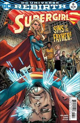 Supergirl Vol. 7 (2016-) (Comic-book) #6