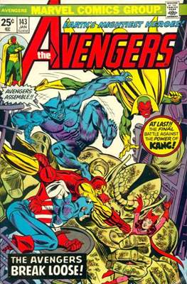 The Avengers Vol. 1 (1963-1996) (Comic Book) #143
